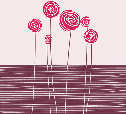 Graphic Design Flowers Modern Free Vector Download 20 413 Free