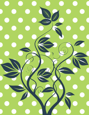 growing nature vector graphic