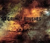 gRUNg BRUSHEs