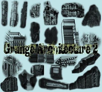 grunge architecture