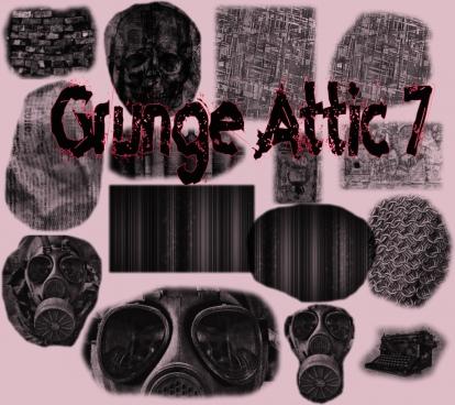 grunge attic 7