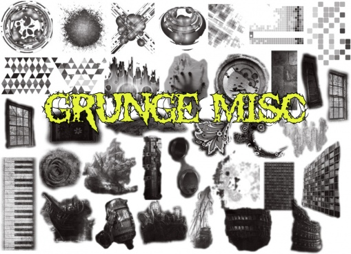 grunge misc