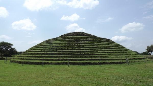 guachimontones pyramids culture