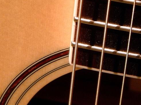 guitar acoustic music