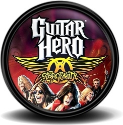 Guitar Hero Aerosmith new 1