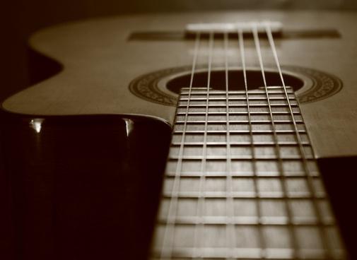 guitar strings instrument