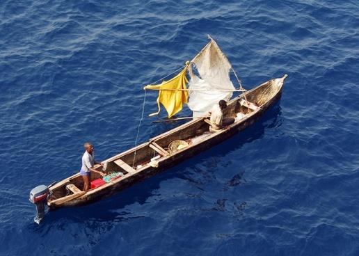 gulf of guinea boat fishermen