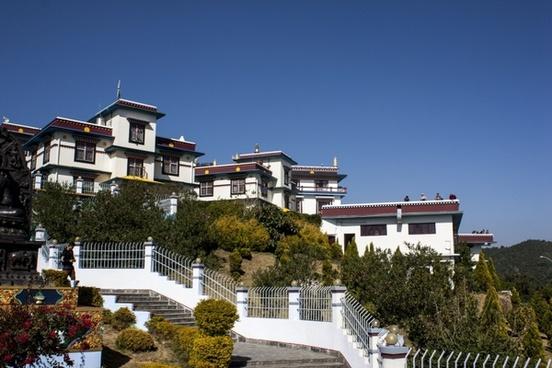 gumba monastery buddhist