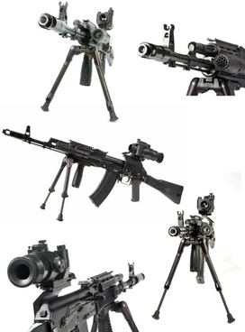 guns highdefinition picture