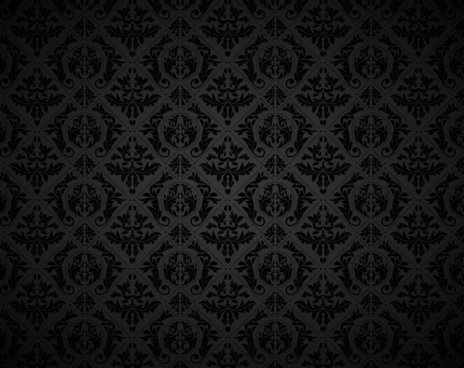 traditional background dark symmetric repeating decor