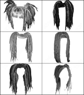 hair style brush
