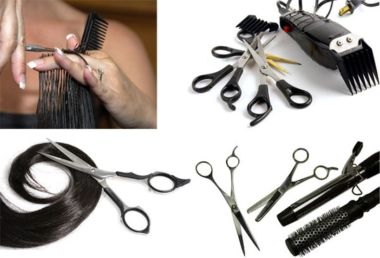 hairdressing salon highdefinition picture