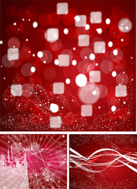 halation dynamic background vector