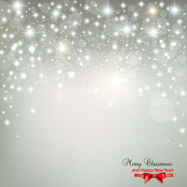 halation merry christmas vector backgrounds