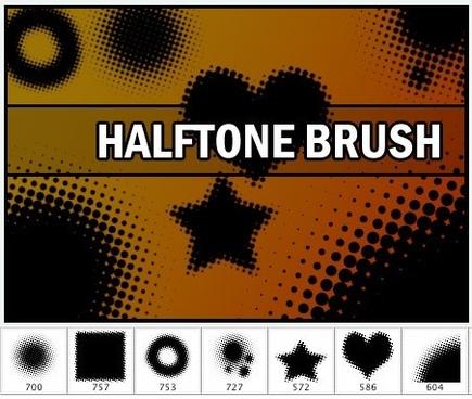 Halftone Brush