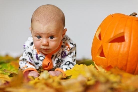 halloween baby boy