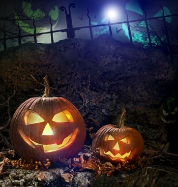 halloween background 02 hd pictures