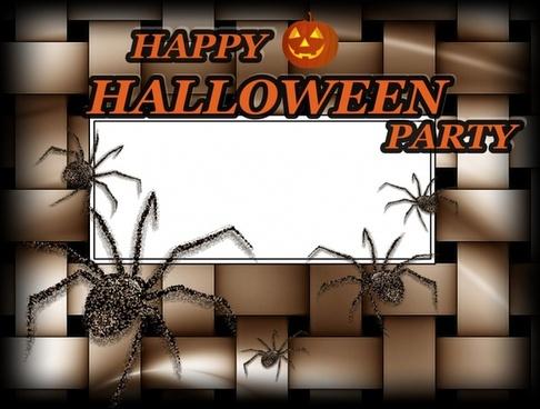 halloween invitation 2