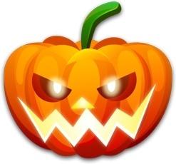 Halloween nervous