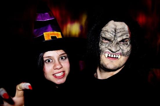 halloween people