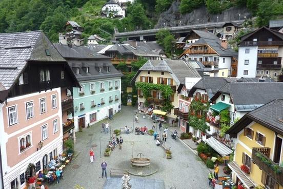 hallstatt austria town