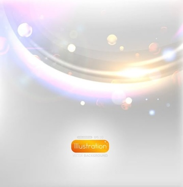 halo background vector