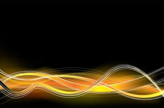 decorative background dynamic curves lines sketch