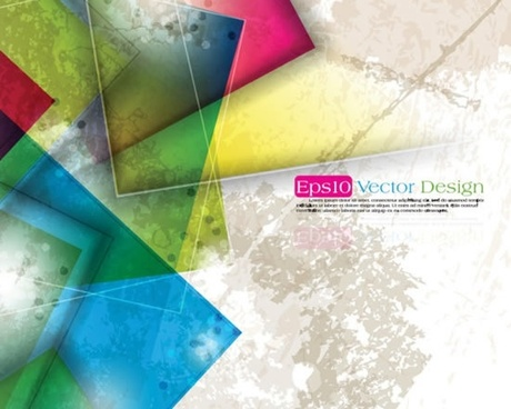 abstract background modern colorful transparent grunge decor