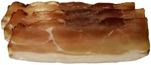 ham bacon smoked
