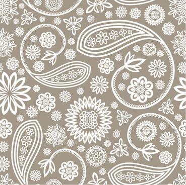 ham decorative pattern vetcor