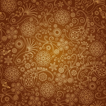 abstract pattern classical flat messy decor