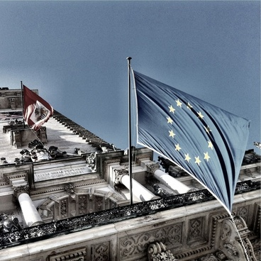 hamburg europe flag
