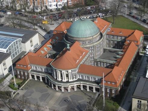 hamburg library university
