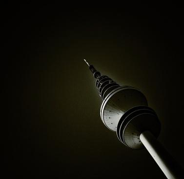 hamburg tv tower germany