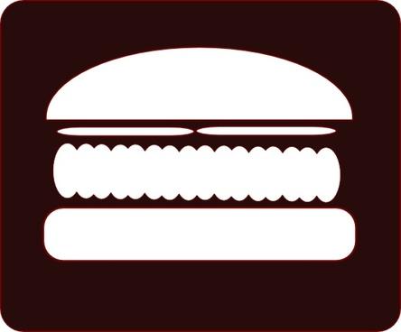 Hamburger Icon clip art