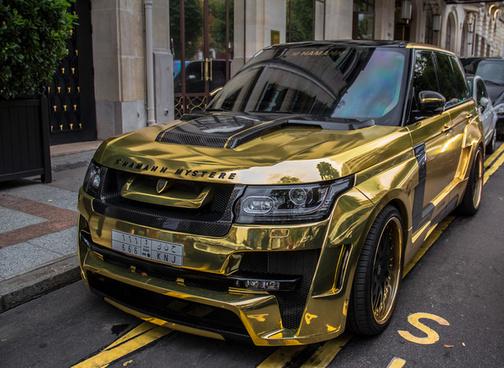 hamman mystere gold