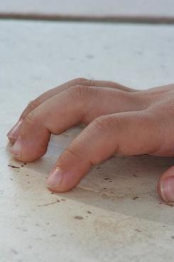 hand finger hands