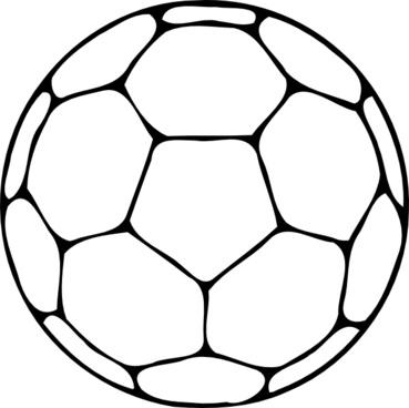 Handball Ball clip art