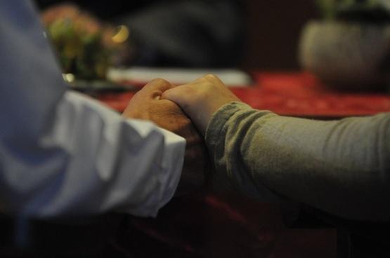 hands combines human