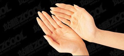 Hands PSD material-5
