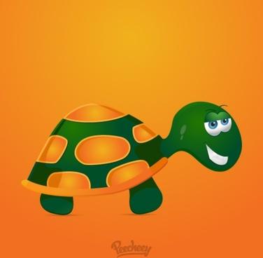 handsome turtle