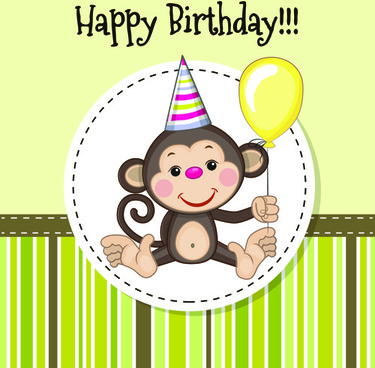 Birthday Wishes Greeting Card Free Vector Download 13901 Free