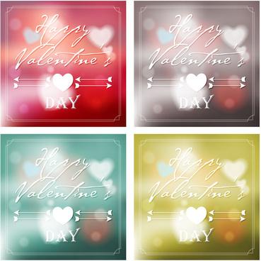 happy valentine day typographic