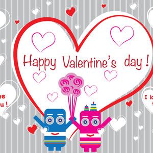 happy valentines day sweeties