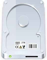 Hard Disk Default