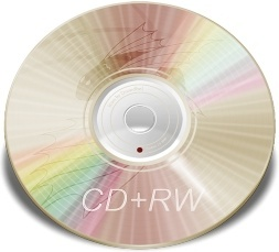 Hardware CD plus RW