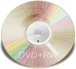 Hardware DVD plus RW