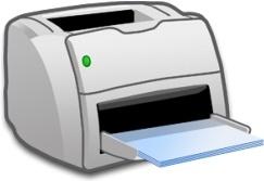 Hardware Laser Printer