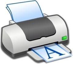 Hardware Printer Portrait