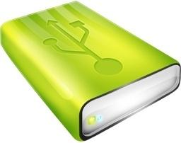 Hardware USB Drive